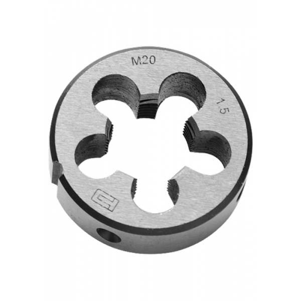 Плашка М10 х 1,5 мм Р6М5 Matrix 77092