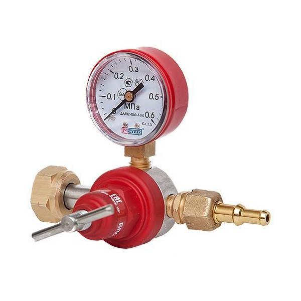 давление пропана для газовой плиты